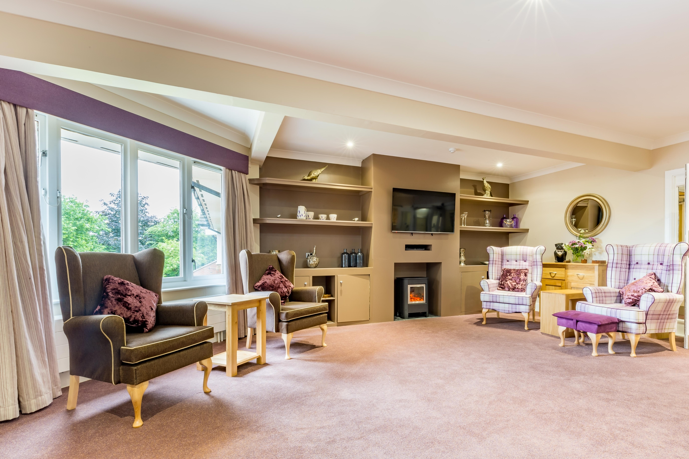 West Oak Care Home Wokingham