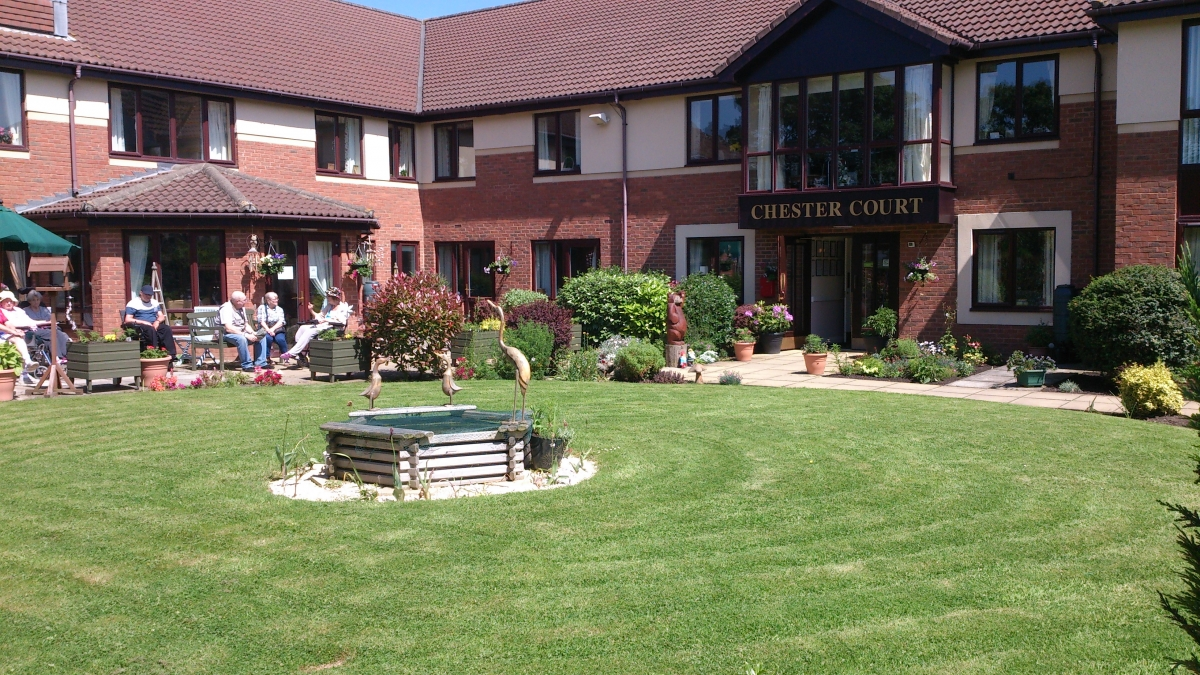 Life At Our Home Chester Court Care Home Barchester