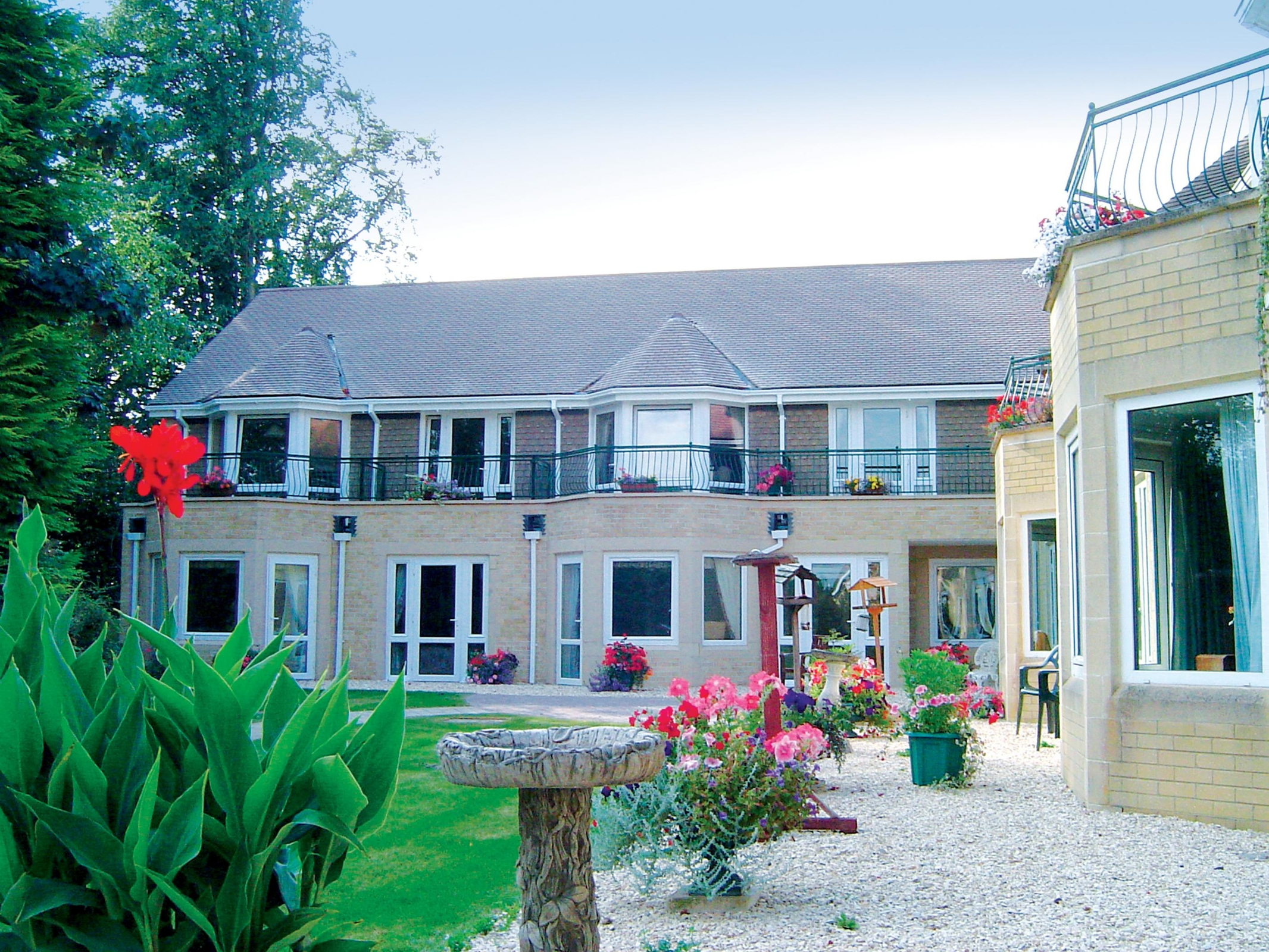 Care Home In Warminster Henford House Barchester