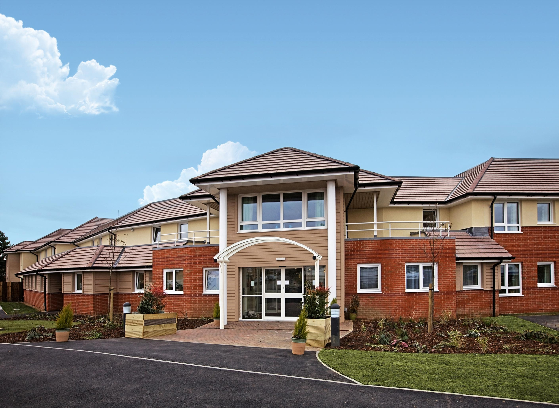 care home in brackley juniper house barchester healthcare