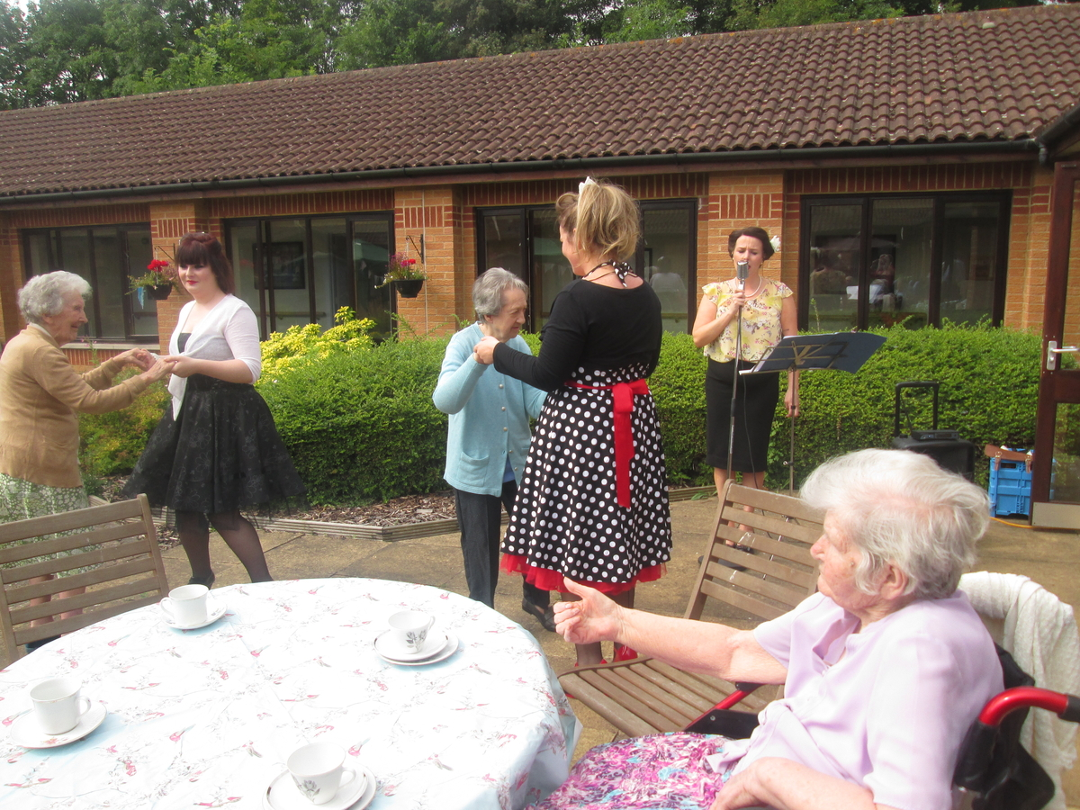 Life at our home barchester healthcare for Ashby house