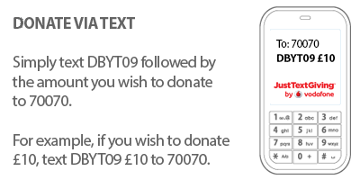 Donate Via Text