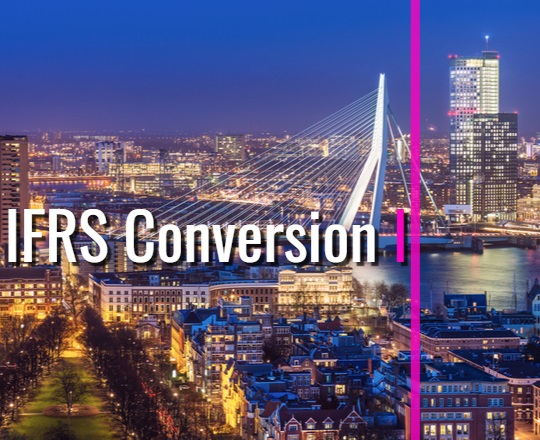 IFRS Conversion