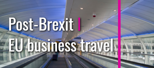EU Business Travel Post Brexit