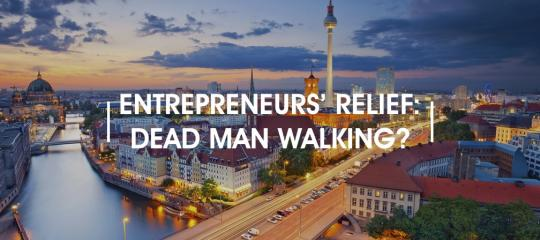 entrepreneurs relief - dead man walking