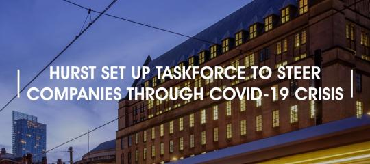 hurst-set-up-covid-19-taskforce