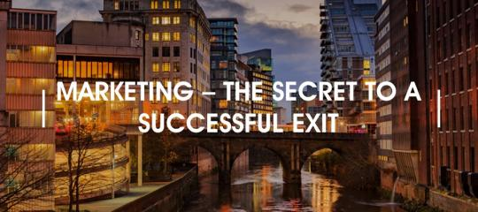 marketing-the-secret-to-a-successful-exit