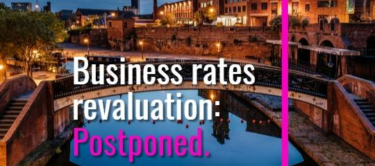 Business rates revaluation