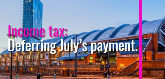 income tax advice Manchester