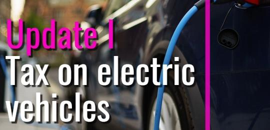 tax on electric vehicles