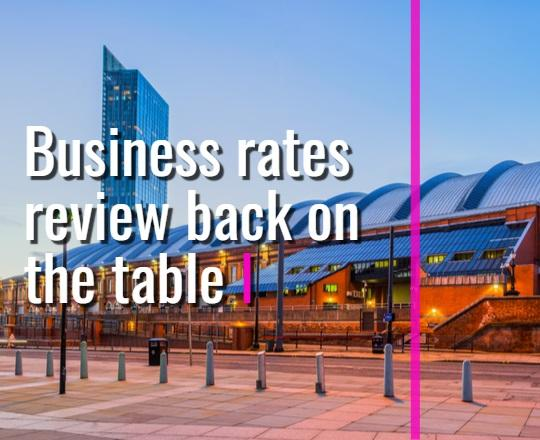 Business Rates Review
