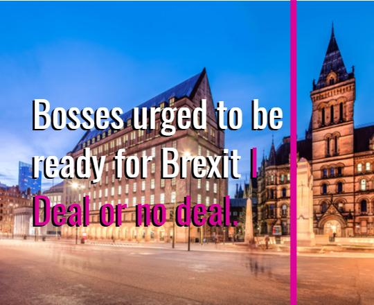 Manchester Accountants advise on Brexit