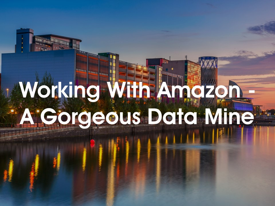 working-with-amazon-a-data-mine