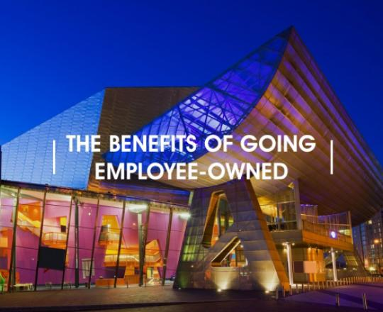 the benefits of going employee owned